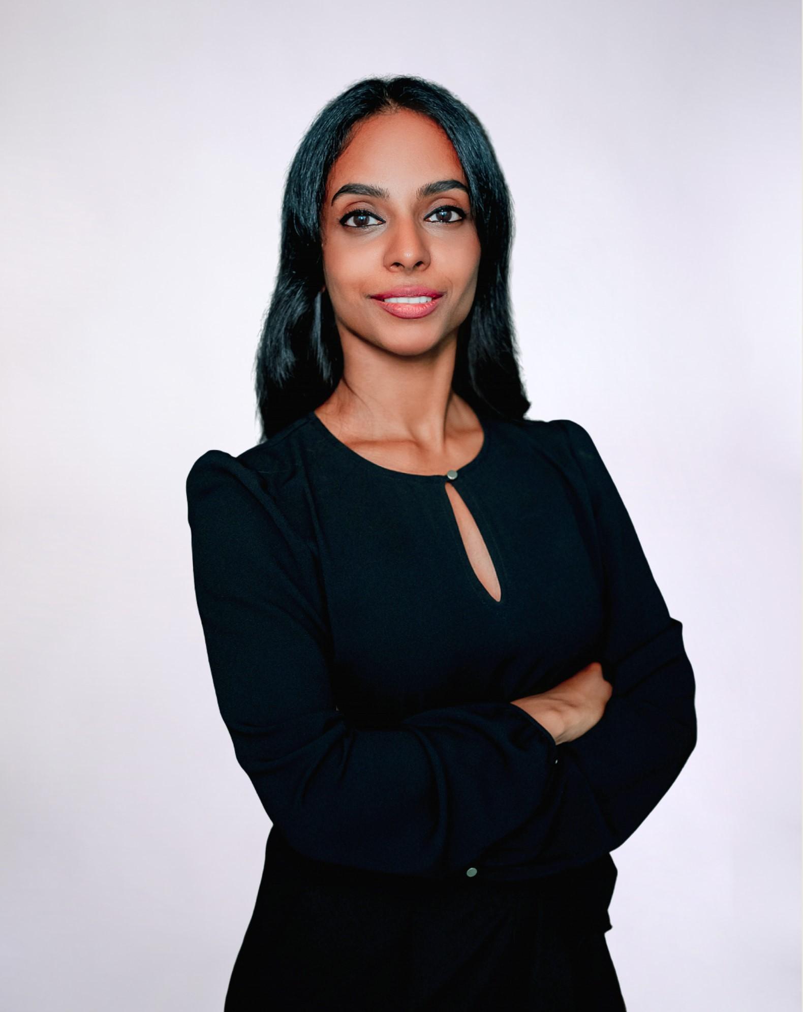 Asha Hall PURA SWISS Partner & CEO